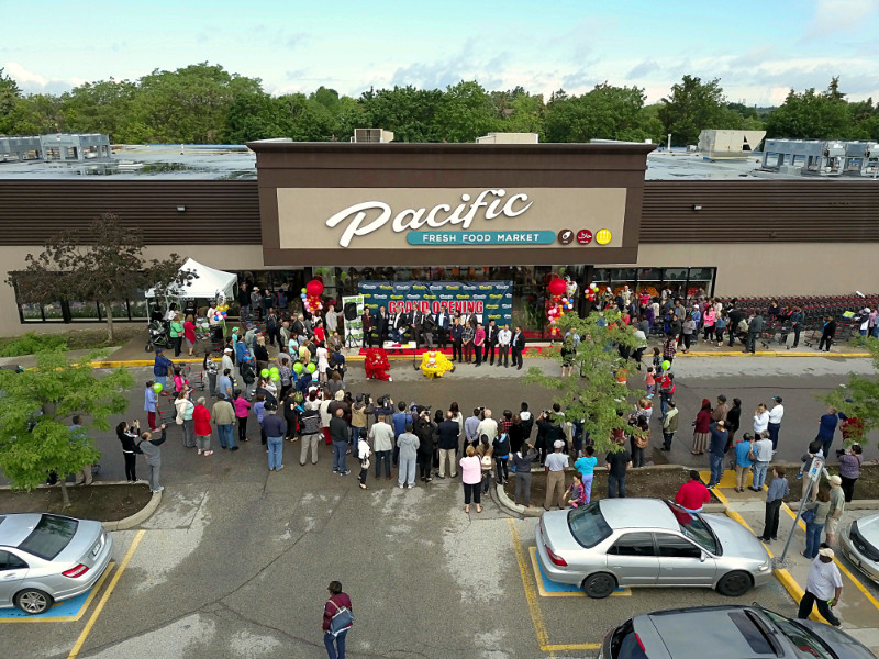 Pacific Food Mart